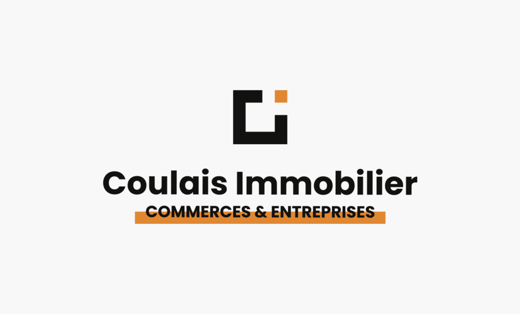 Logo agent immobilier