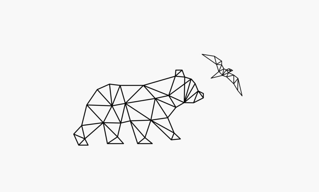 Logo géométrique