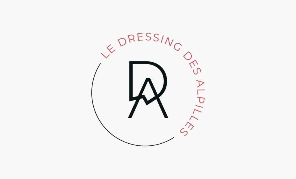 Logo site dressing