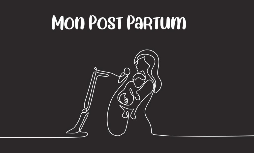 Visuel Instagram post partum