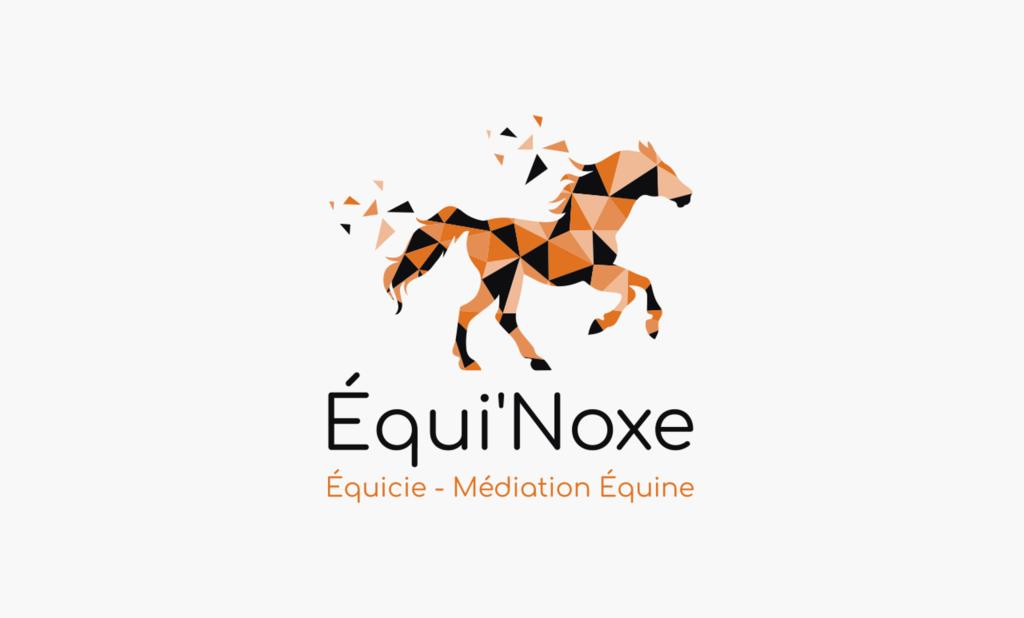 Logo cheval