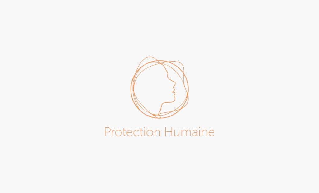 Logo protection humaine