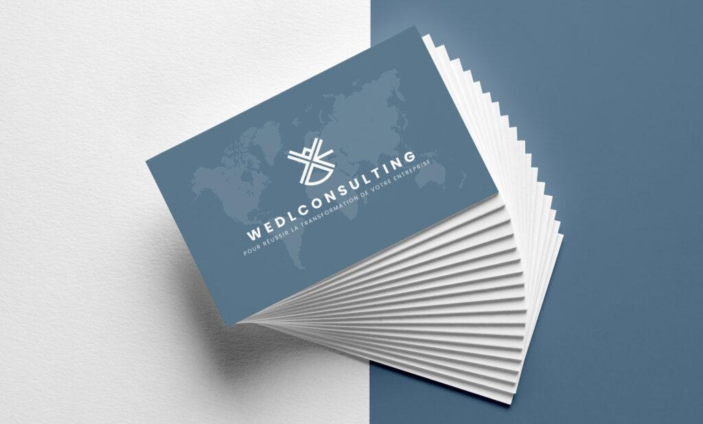 Cartes de visite consulting